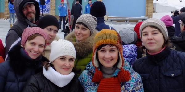 30 января 2016 г. преподаватели ФИЯ приняли участие в Дне здоровья, проводимом МГУ им. Н. П. Огарёва