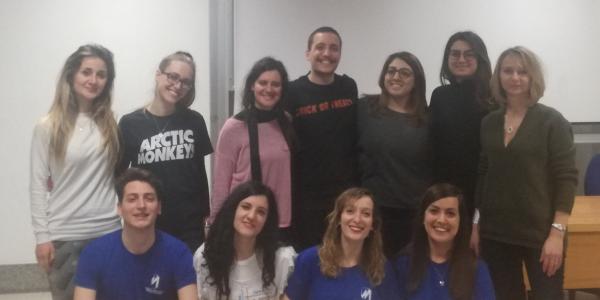В 2018-2019 уч. г. на ФИЯ будут обучаться5 студентов из Италии