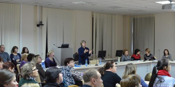 Фотоотчет о научно-практическом семинаре «Innovation Approaches to the English Language Assessment»
