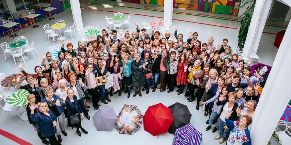 28-29 сентября 2018 г. в Москве проходила конференция Umbrella NATE 2018 «Redefining ELT in the Context of National Educational Reforms and Institutional Changes»