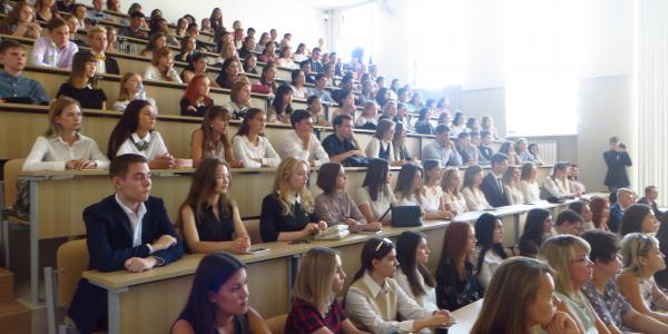 Международное начало нового учебного года на факультете иностранных языков Мордовского государственного университета