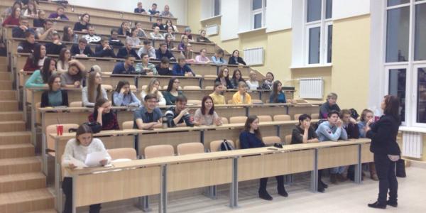 14 декабря 2016 г. прошла открытая лекция «Русские и американцы: трудности межкультурного общения»