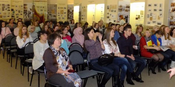 24 октября 2015 г. состоялся День открытых дверей на факультете иностранных языков