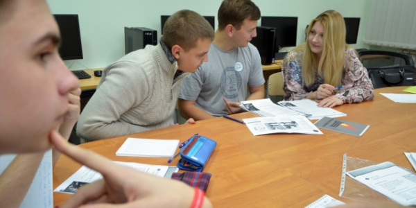 В МГУ им. Н. П. Огарёва начались специализированные лингвистические курсы для волонтеров