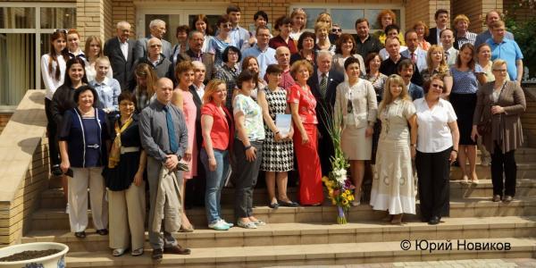 27-29 мая 2016 г. в Москве проходил IX съезд Союза переводчиков России (СПР)