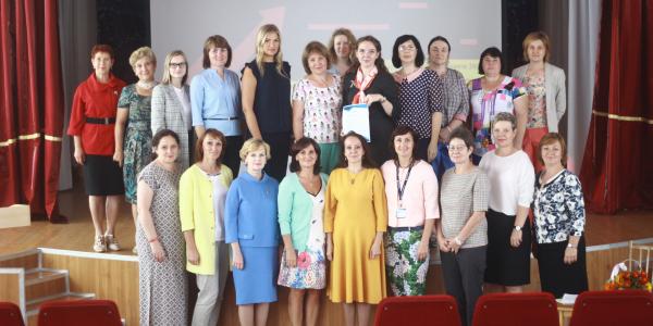 Преподаватели ФИЯ приняли участие в семинаре-практикуме