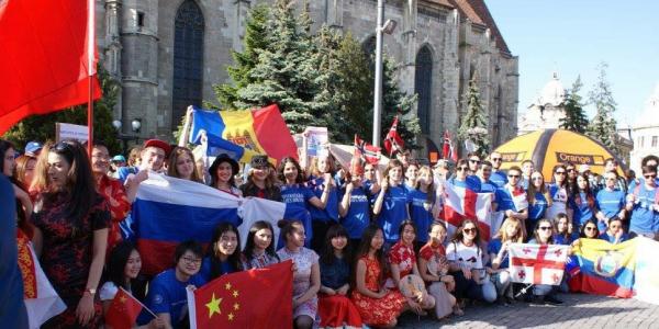 Студент ФИЯ Влад Ведянин делится впечатлениями о семестре обучения в Румынии в рамках программы «Erasmus+»