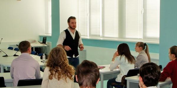 Начал работу семинар по подготовке студентов к работе в компании «Водоходъ»