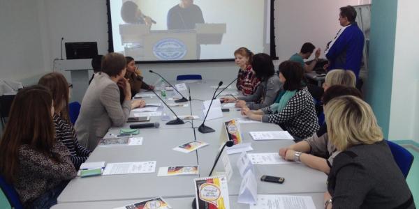27 апреля 2016 г. на ФИЯ прошла Межрегиональная научно-практическая студенческая онлайн-конференция с международным участием