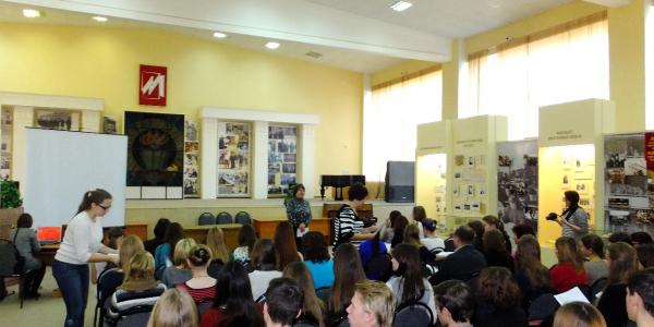 ФИЯ провёл второй День открытых дверей в этом учебном году