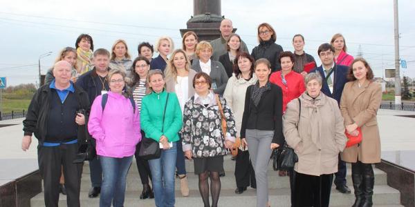Преподаватели ФИЯ приняли участие в конференции, организованной Национальной Ассоциацией преподавателей английского языка (NATE) в г. Курске