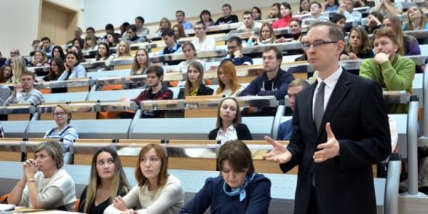 Для студентов и преподавателей Мордовского университета состоялась презентация Стипендиальной программы фонда В. Потанина