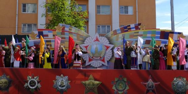 9 мая 2015 года преподаватели и студенты университета приняли участие в торжественных мероприятиях в честь 70-летия Великой Победы