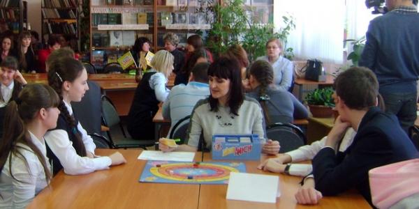 Факультет иностранных языков провёл региональный тур языкового чемпионата для российских школьников «Учить немецкий играя»