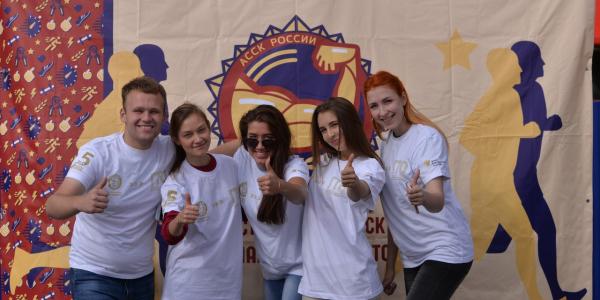 Студенты ФИЯ сдали «Студзачёт АССК России»