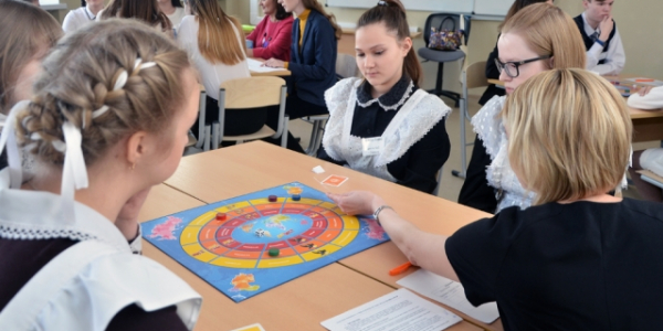 На ФИЯ состоялся языковой чемпионат «Учить немецкий играя»
