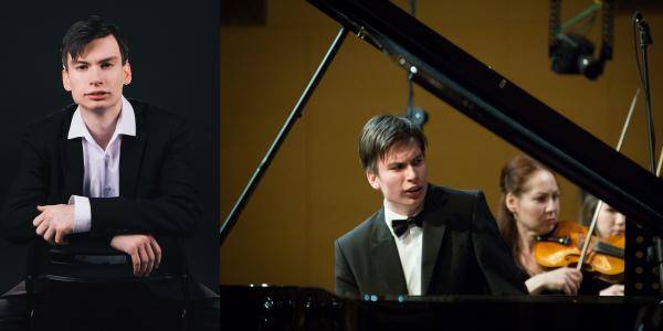 9 декабря 2018 г. в 17.00 в музыкальном театре им. И. М. Яушева состоится фортепианный концерт Александра Ключко