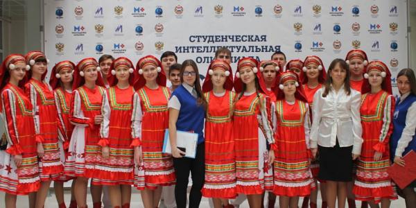 Студенты ФИЯ принимают участие в проведении Интеллектуальной олимпиады Приволжского федерального округа «IQ ПФО» среди вузов и ссузов