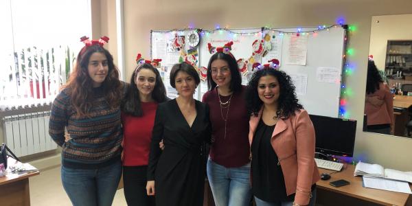 Рождество в Италии: на ФИЯ прошел тематический урок итальянского языка