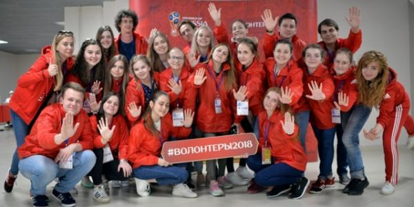 Волонтеры ЧМ-2018 приняли участие в организации второго тестового матча на стадионе «Мордовия Арена»