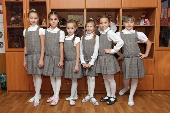 Обязательная школьная форма будет в каждом образовательном учреждении Красногорского района