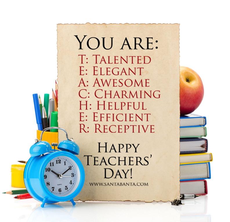 Поздравление учителю английского языка с днем учителя на английском языке