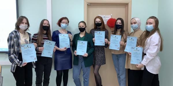 Студенты ФИЯ приняли участие в Международной онлайн-школе китайского языка