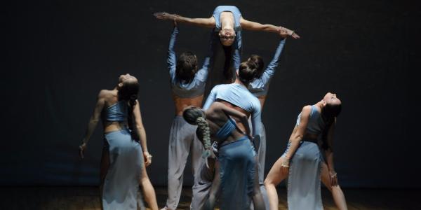 14-17 марта 2016 г. в МГУ им. Н. П. Огарёва проходил фестиваль молодежных театральных коллективов «Вайгель»
