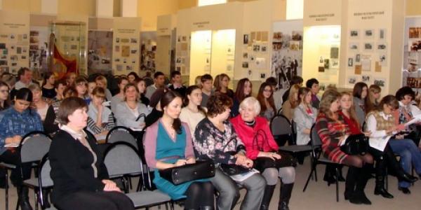На факультете иностранных языков прошёл день открытых дверей (15 февраля 2014 г.)