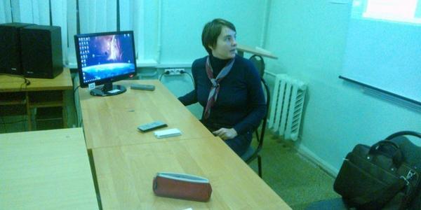Студентам ФИЯ рассказали, как писать статьи в «Огарёв-онлайн»