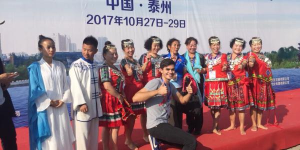 Впечатления магистрантов от обучения в китайском Университете Цзянсу (город Чжаньцзян)