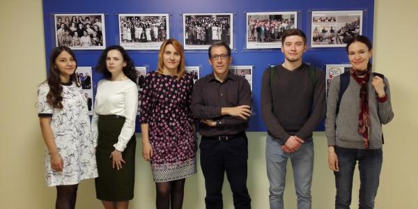 Сотрудники и студенты ФИЯ прошли программу профессиональной переподготовки «Теория и методика преподавания испанского языка и культуры»