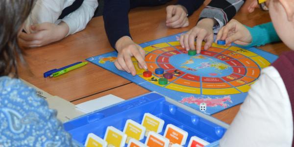 22 апреля прошёл финал Регионального тура международного языкового чемпионата «Учить немецкий играя»