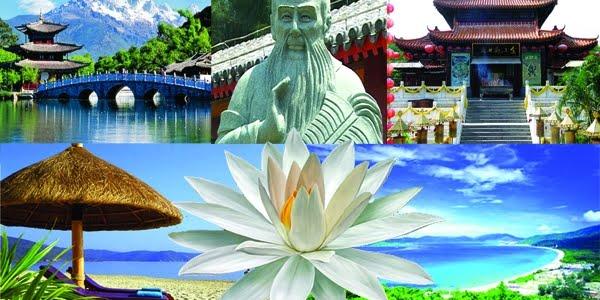 Приглашаем на открытую лекцию на английском языке «Introduction to Chinese Culture» (25 ноября 2019 г.)