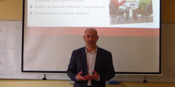19 апреля 2018 г. на ФИЯ состоялась встреча с представителями компании «Байтекс»