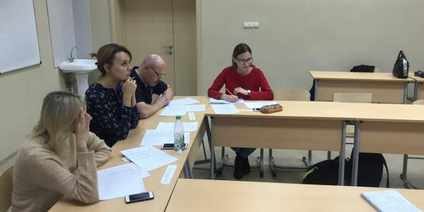 Межгрупповой тур конкурса NOVELTA English Language Speech Contest