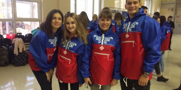 Представители ФИЯ на Всемирном фестивале молодежи и студентов в г. Сочи