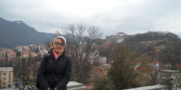 ФИЯ укрепляет международные академические связи: И. В. Коровина прочитала курс лекций в Университете Трансильвании (г. Брашов, Румыния)