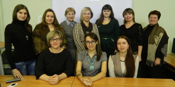 На ФИЯ прошел учебно-методический семинар для учителей иностранных языков